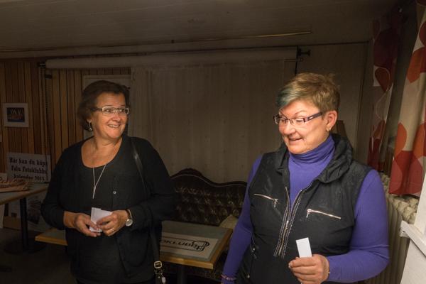 Nya damer, Eva Olsson och Eva Jäger