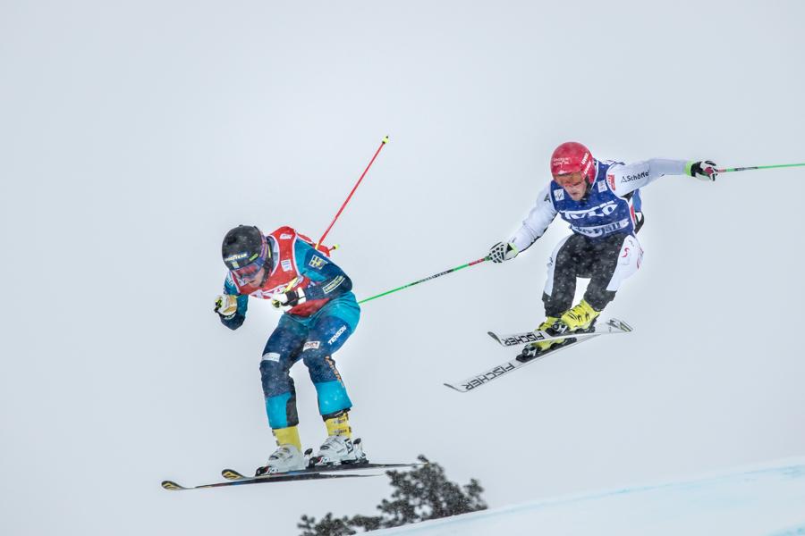 Skicross Idre 2016