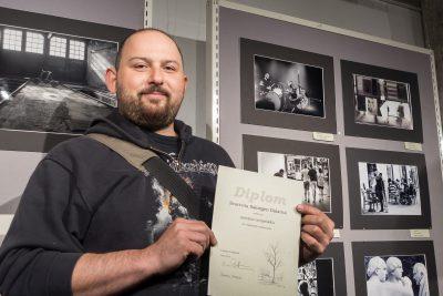 Georgios Grigoriadis, diplom
