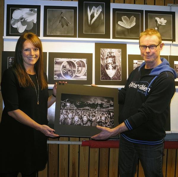 Therese Asplund och Peter Jensen